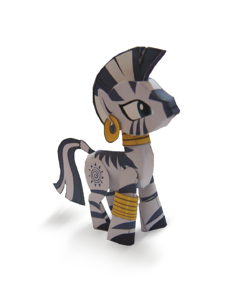 Zecora Finished Photo by Kna