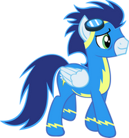 Soarin Revectorized by Kna