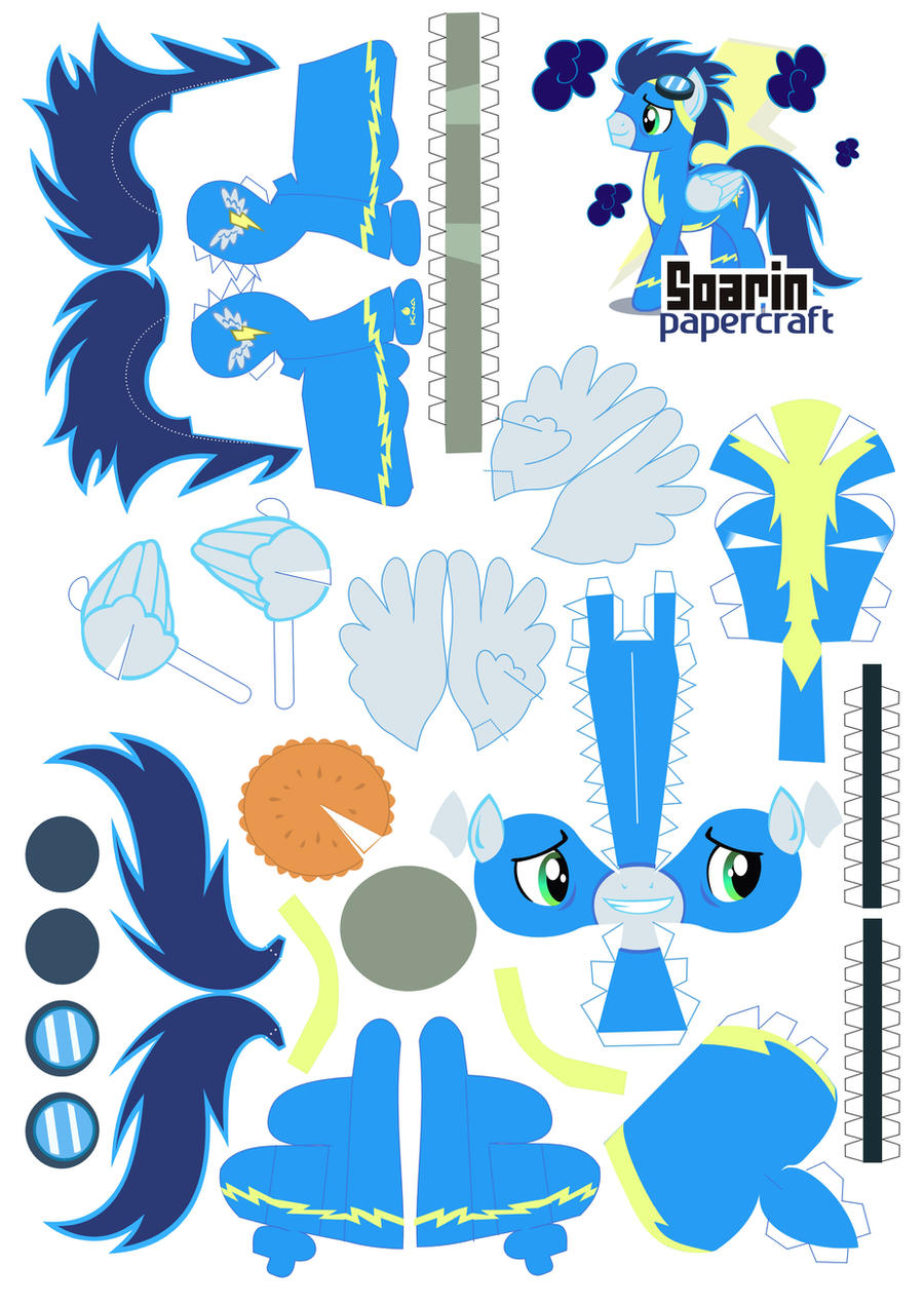 How To Make Rarity Paper Craft In D