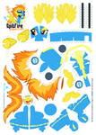 Spitfire Papercraft