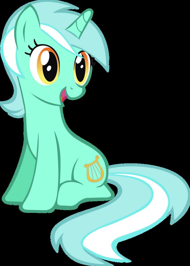 Lyra Revectorized by Kna