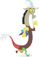 discord revectorized by Kna