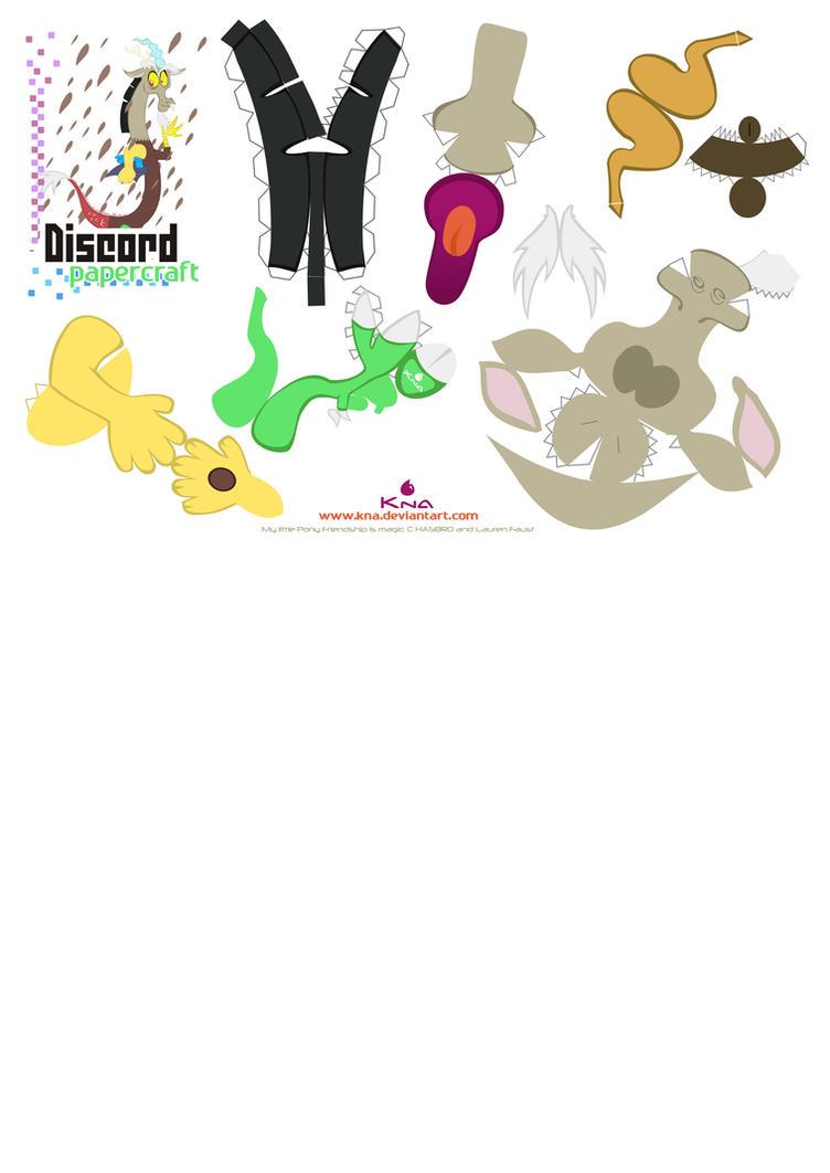 Discord Pcraft pattern 02 by Kna