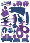 Mare Do Well Papercraft Pattern