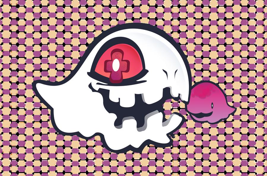 Bubble Bobble Terror by Kna