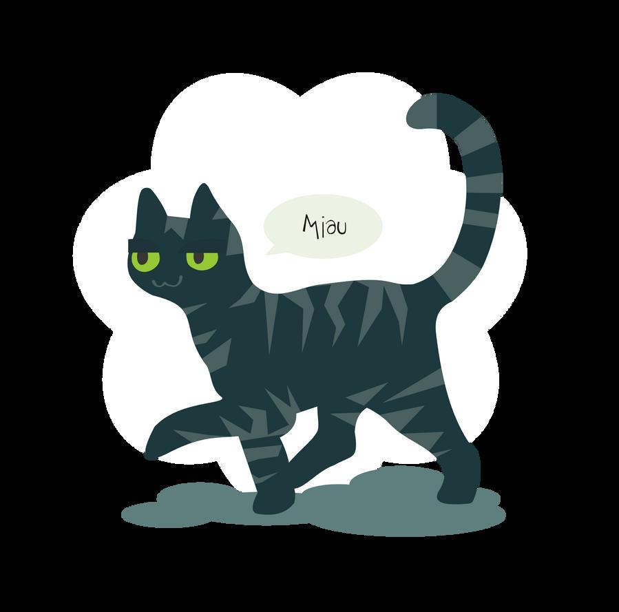 Gato by Kna
