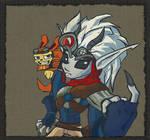 Dark Jak and Daxter