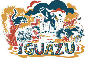 Iguazu T-shirt design by Kna