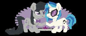 Vynil and Octavia