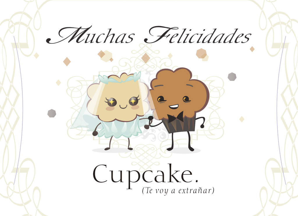 Cupcake Wedding by Kna
