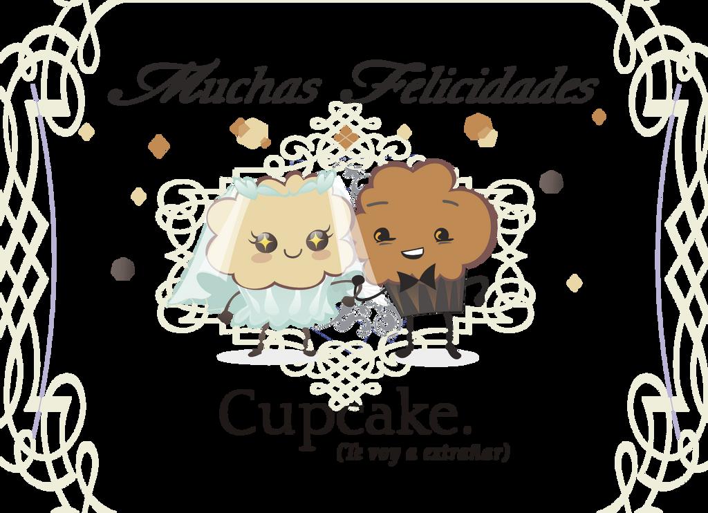 Cupcake Wedding by Kna
