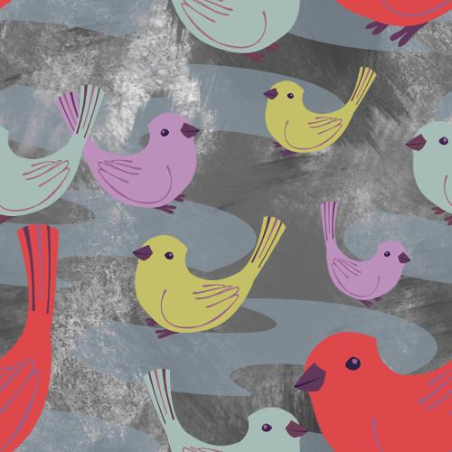 Beautie Tile Wallpaper by Kna