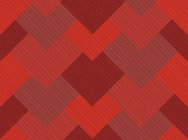 Square Red Scales Simple Tile Wallpaper by Kna
