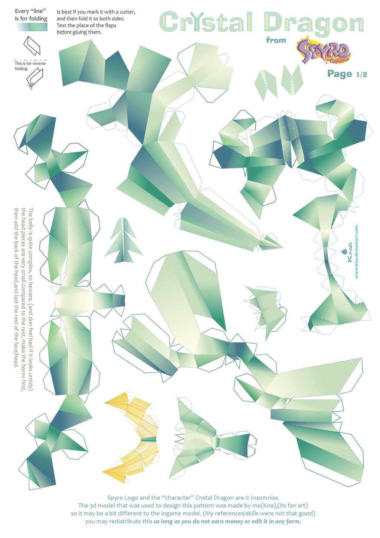 Origami Skull 3d Tutorial