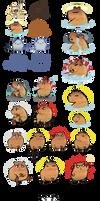 Capybara character tests