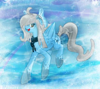 Icesplatter Captain Pony
