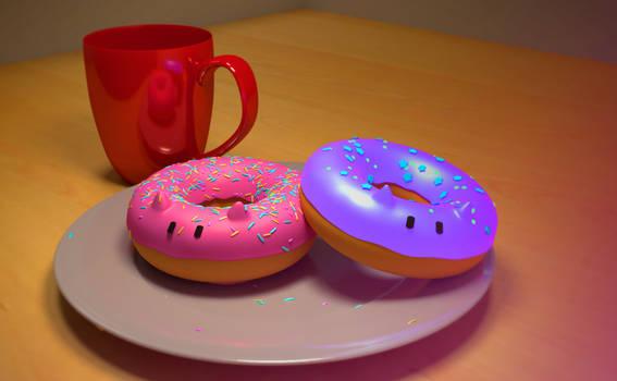 Neko Donuts
