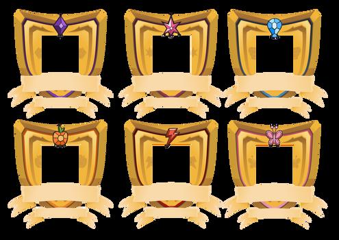 Rank one Shields for GeneralDurandal