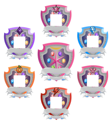 Rank 3 Shields for GeneralDurandal