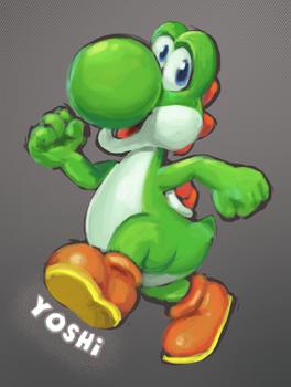Yoshi practise
