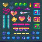 AXOLOT game Game Jam 2020 Trinkets et platforms