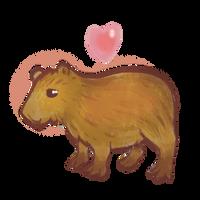 Capybara Carpinchus