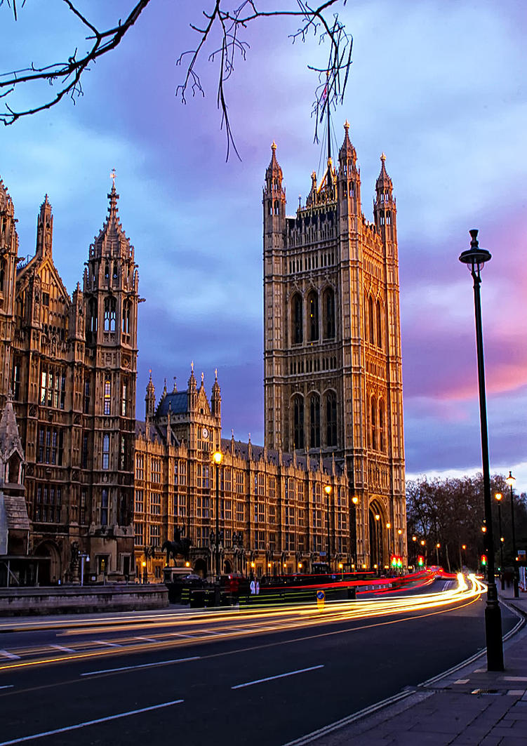 Westminster by mcDarius