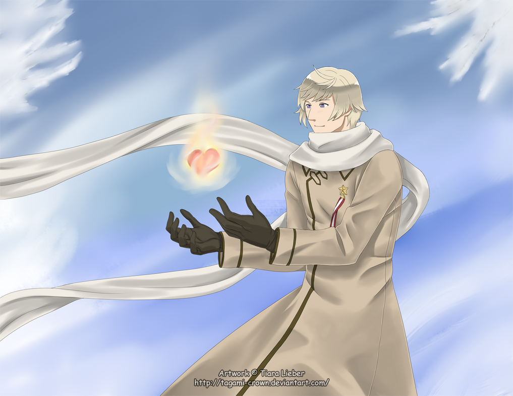 Hetalia - White Flame by Tagami-Crown