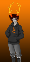 Homestuck - The First Troll of the Next Generation