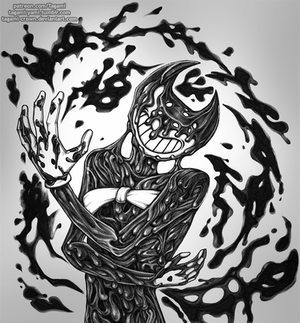 Bendy and the Ink Machine - Ink Swirl