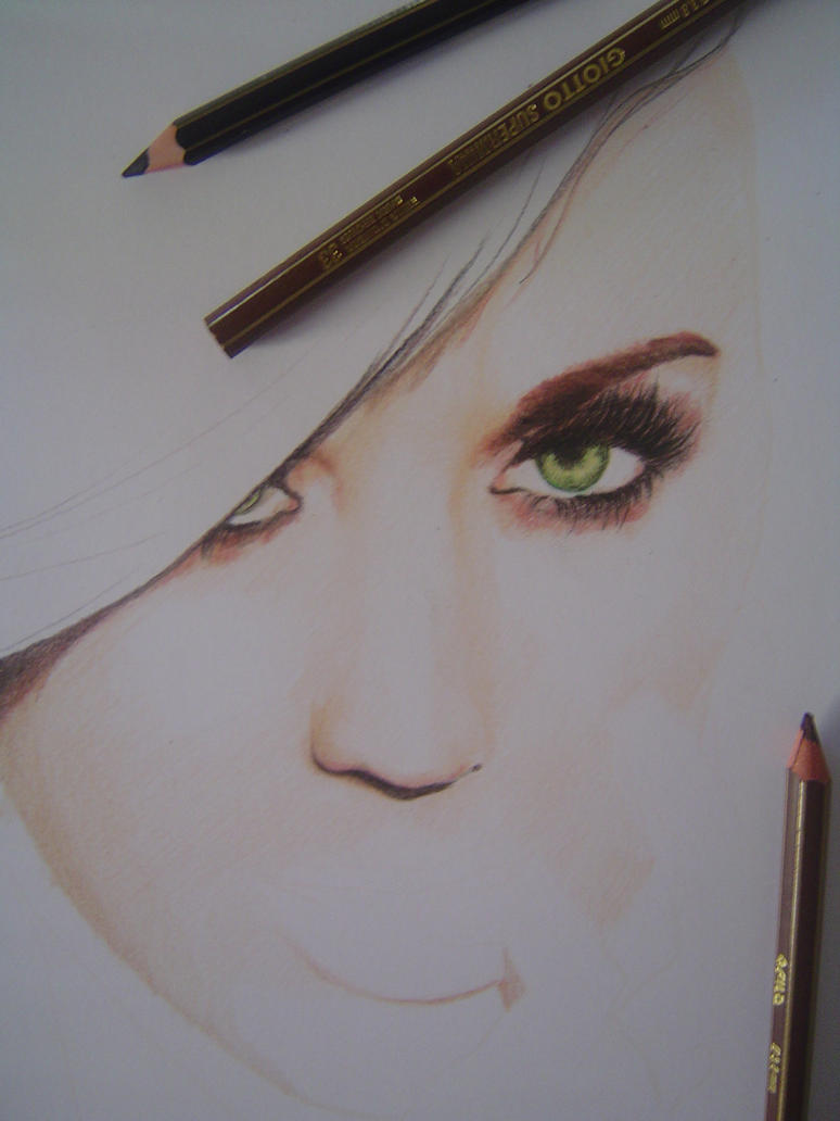 KATY PERRY WIP 1 by iViziDiManola