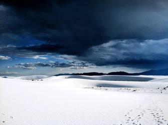White Sands by AbhorsenBranwen