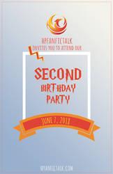 HPFT Birthday Party Promo