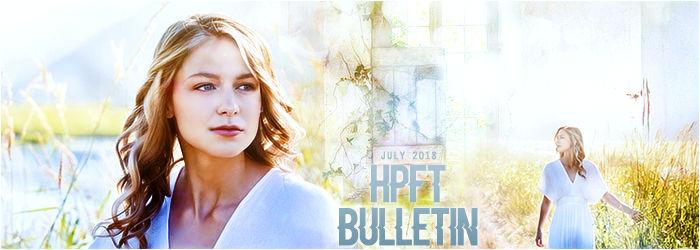 HPFT Bulletin - July 2018