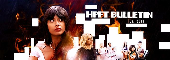 HPFT Bulletin - February 2019