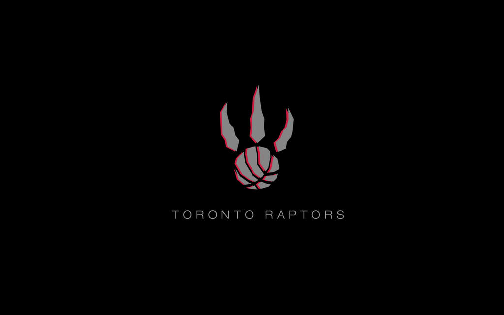 Toronto Raptors HD Wallpaper Dark by SyaOfKanada on DeviantArt