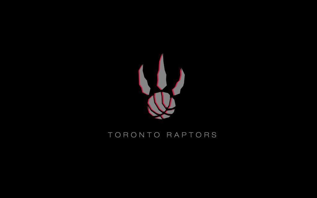how to draw toronto raptors logo