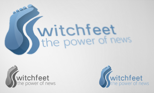 Switchfeet logo design by Technigma