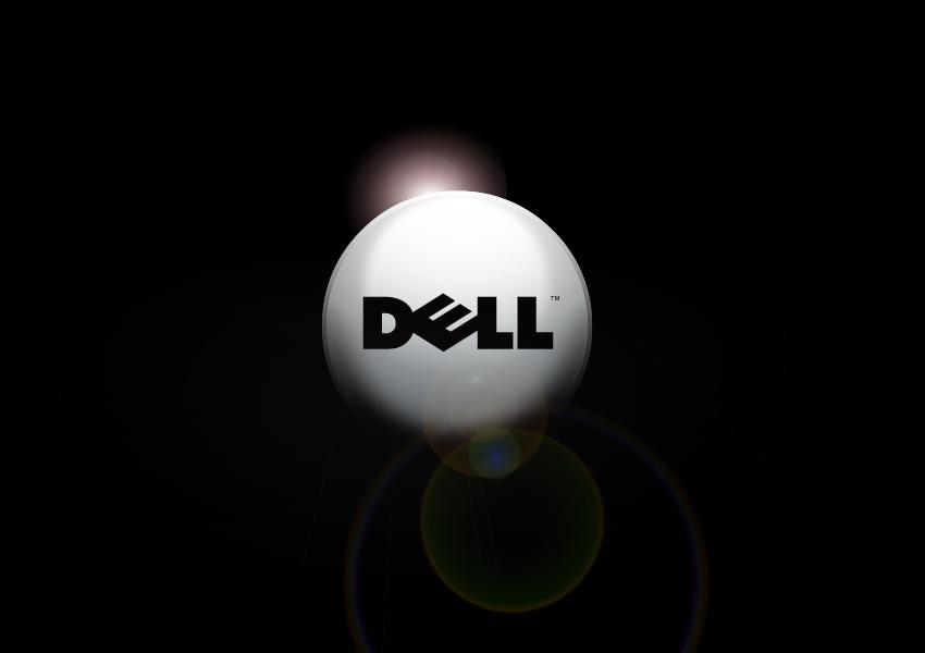 Dell Logo Wallpaper by Technigma