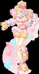 Rising Star Kashoku Kyokuno (UTAUloid)