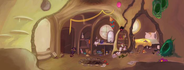Zecora Tree Interior Master 2 by Boiler3