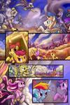 mrraptoid comic Comission Page 1