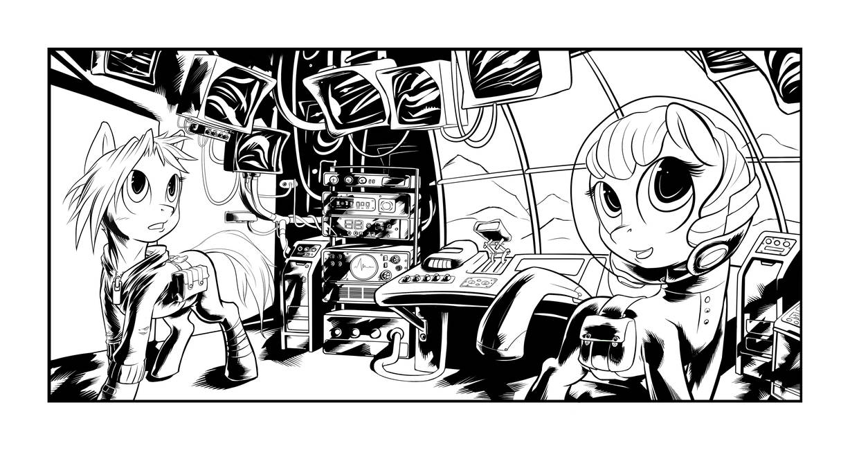 Fallout Book Pink Eyes Ch8 by Boiler3