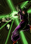 Hulk vs Piccolo