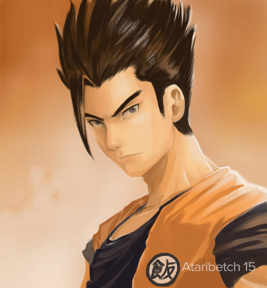 Gohan new by AtariBetch