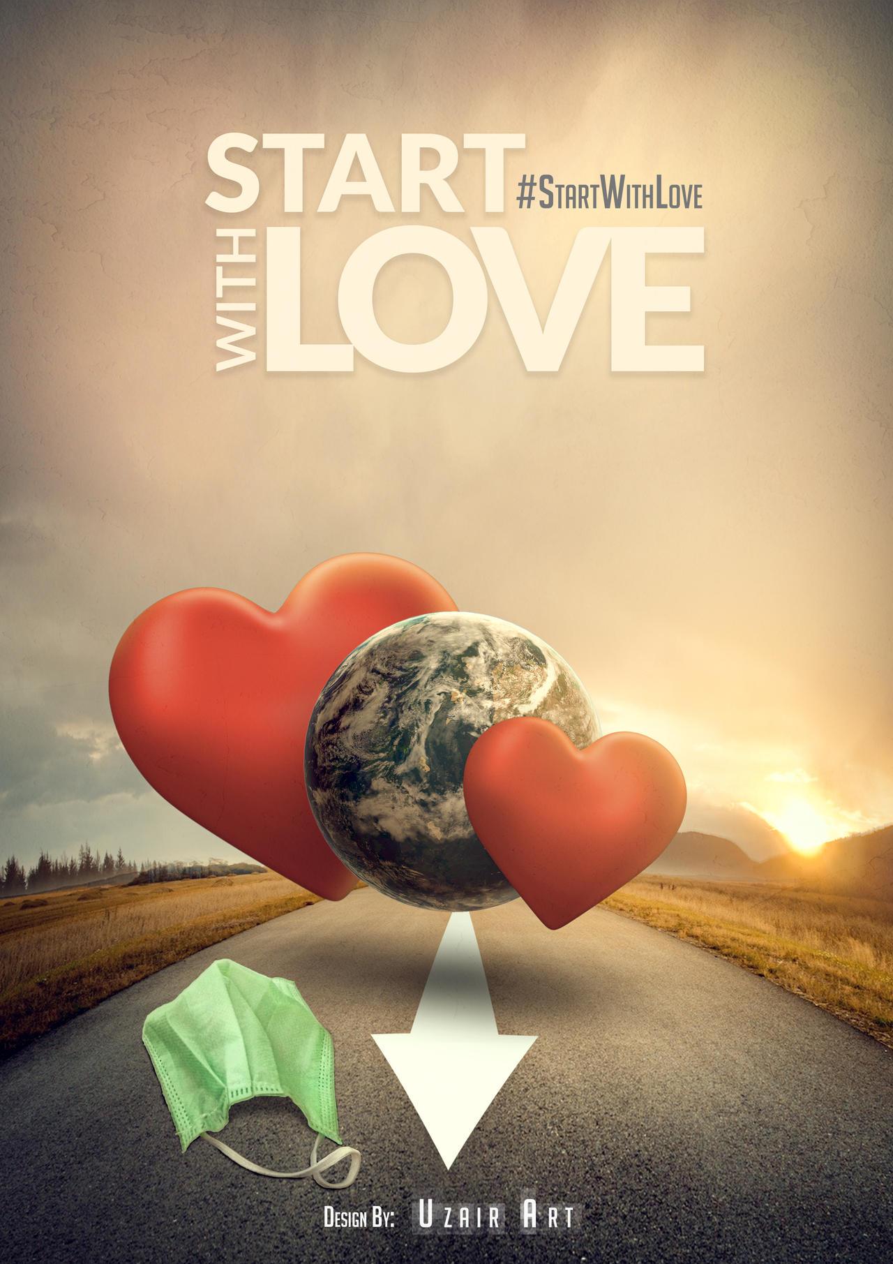 #StartWithLove