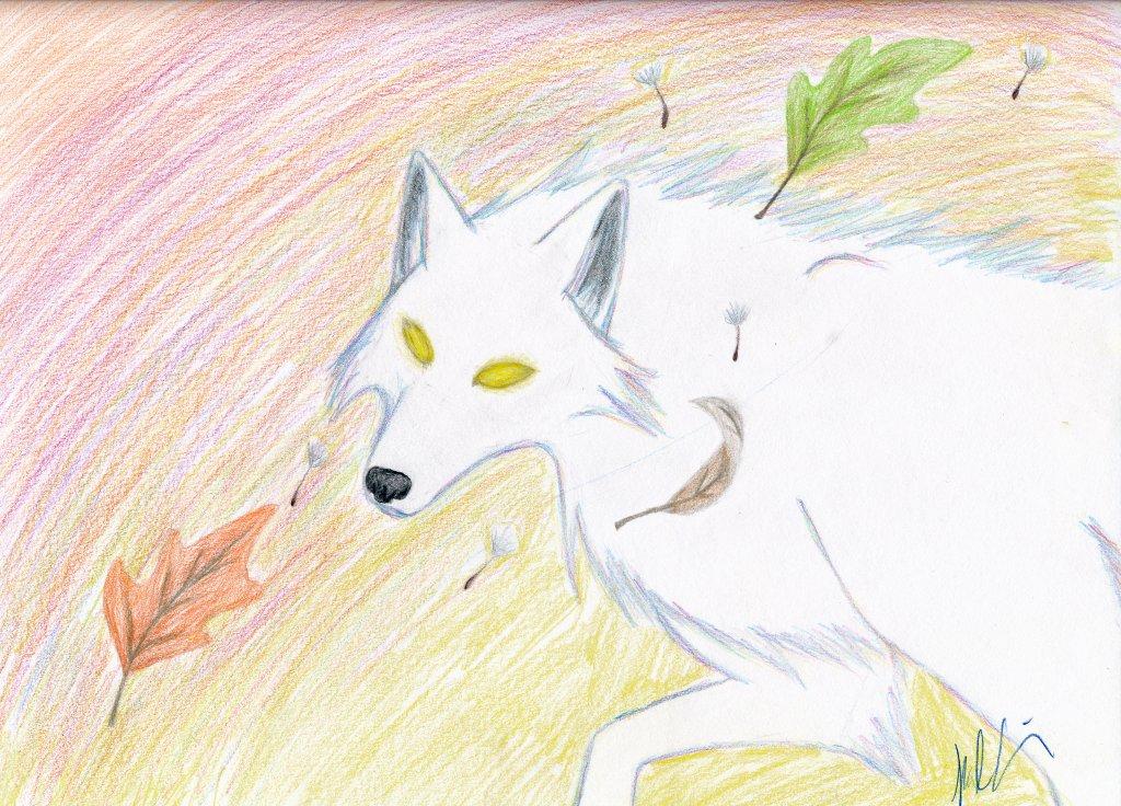 Fade Into Winter by Lyrak