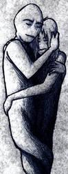 Hold me close by ceramicskull
