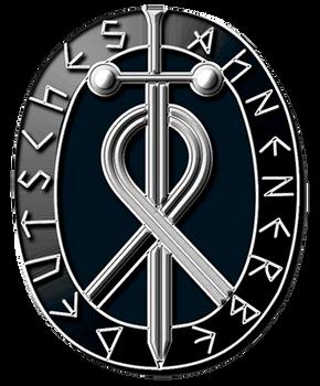 Emblem of the Ahnenerbe - Vittorio Carvelli