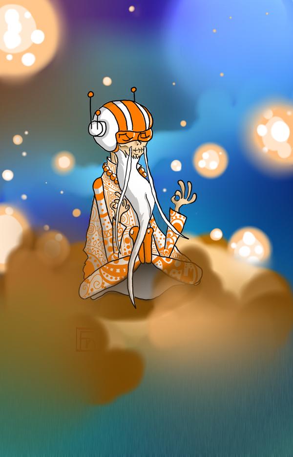Guru Ferran by SirTobas